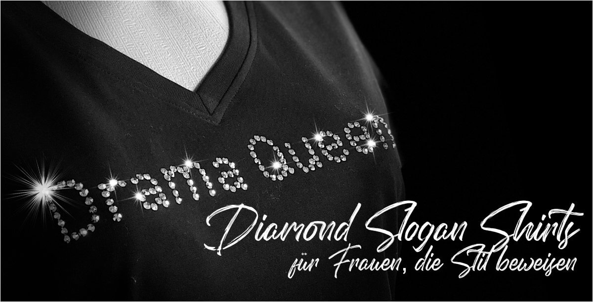 Diamond Slogan Shirts by Fun Performance